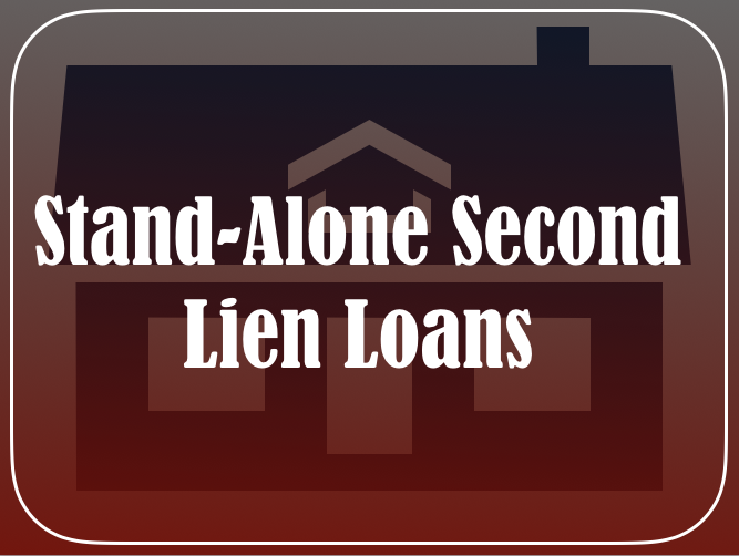 Stand-Alone Second Lien Loan
